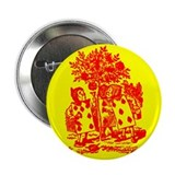 "Painting the Roses Red 2.25"" Button (10 pack)"