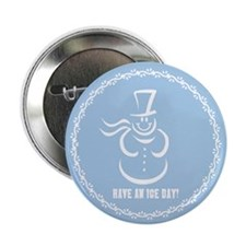 "Ice Day 2.25"" Button (10 pack)"
