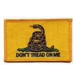 Don't Tread on Me! Postcards (Package of 8)