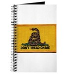 Don't Tread on Me! Journal