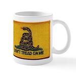 Don't Tread on Me! Mug