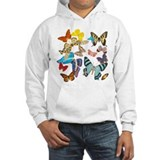 Beautiful Butterflies Jumper Hoody