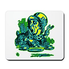 Mad Hatter Speaking Mousepad