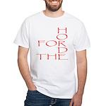 Horde Pride White T-Shirt