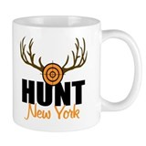 Hunt New York Small Mug