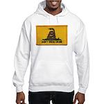 Don't Tread on Me! Hooded Sweatshirt