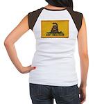 Don't Tread on Me! Women's Cap Sleeve T-Shirt