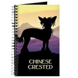 Chinese Crested Purple Mt. Journal