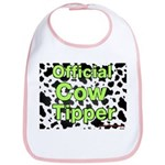 Official Cow Tipper Bib