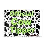 Official Cow Tipper Postcards (Package of 8)