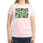 Official Cow Tipper Women's Pink T-Shirt
