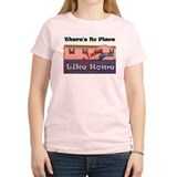 No Place Like Home Women's Pink T-Shirt
