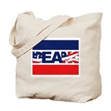 DEAN IS CHAIR OF THE DNC Tote Bag