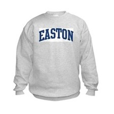 EASTON design (blue) Sweatshirt