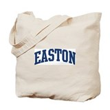 EASTON design (blue) Tote Bag