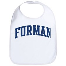 FURMAN design (blue) Bib