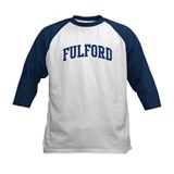 FULFORD design (blue) Tee