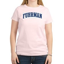 FUHRMAN design (blue) T-Shirt