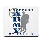 I Support My Rngr 2 - ARMY Mousepad