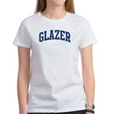 GLAZER design (blue) Tee