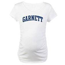 GARNETT design (blue) Shirt