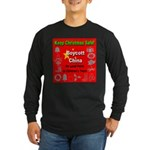 Keep Christmas Safe Boycott C Long Sleeve Dark T-S