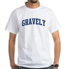 GRAVELY design (blue) Shirt