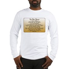 Beer Prayer Long Sleeve T-Shirt