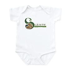 Slainte Celtic Knotwork Infant Bodysuit