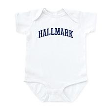 HALLMARK design (blue) Onesie