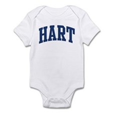 HART design (blue) Infant Bodysuit