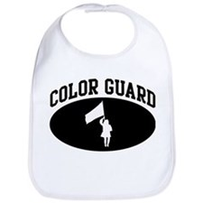 Color Guard (BLACK circle) Bib