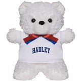HADLEY design (blue) Teddy Bear