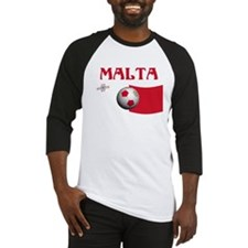 TEAM MALTA WORLD CUP Baseball Jersey