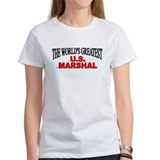 """The World's Greatest U.S. Marshal"" Tee"