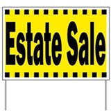 Estate Sale Yard Sign