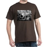 Montville Maine black t-shirt
