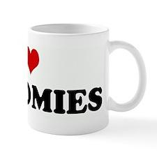 I Love MY HOMIES Mug
