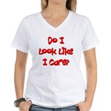 Do I Look Like I Care Shirt