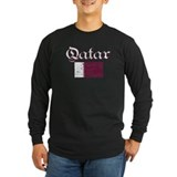 Qatari flag T