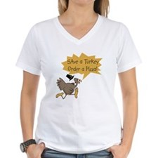 Run Away Turkey Shirt