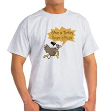 Run Away Turkey T-Shirt