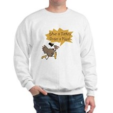 Run Away Turkey Sweatshirt