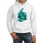 White Rabbit Hooded Sweatshirt