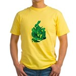 White Rabbit Yellow T-Shirt