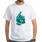 White Rabbit White T-Shirt