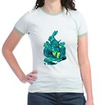 White Rabbit Jr. Ringer T-Shirt