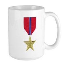 Bronze Star Coffee Mug