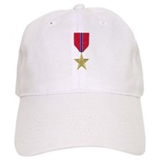 Bronze Star Baseball Cap