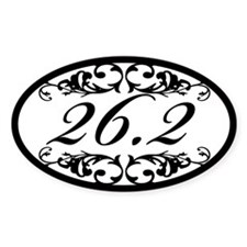 26.2 Floral Decal